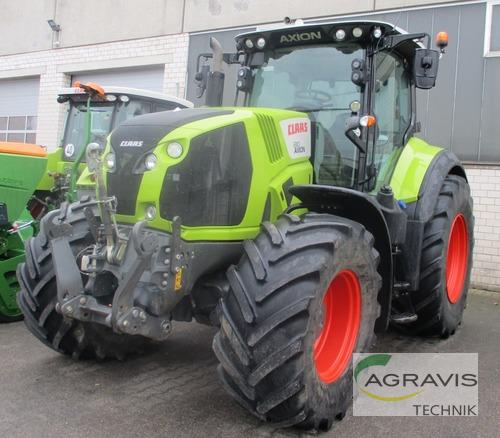 Claas Axion 810 Cmatic Årsmodell 2017 Warburg