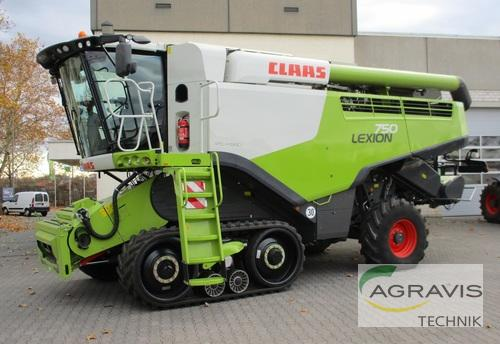 Claas Lexion 750 Terra Trac Year of Build 2018 Warburg