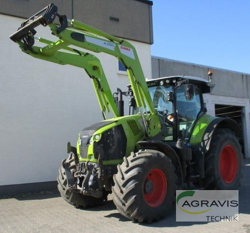 Claas Axion 810 Cebis Front Loader Year of Build 2017