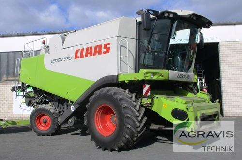 Claas Lexion 570 Year of Build 2006 Warburg