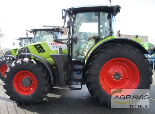 Claas Arion 660 Cmatic Cebis Year of Build 2019 Warburg