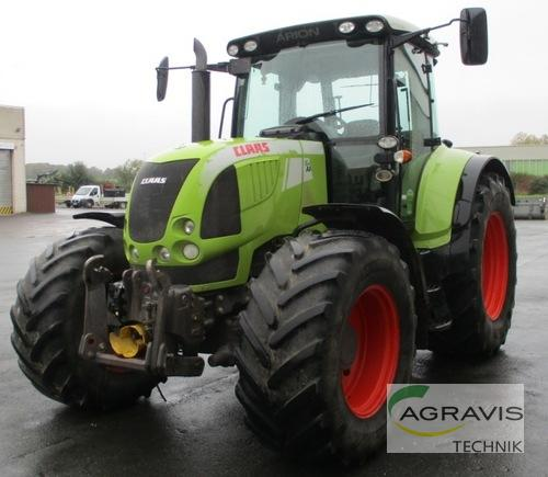 Claas Arion 640 Cebis Baujahr 2011 Warburg