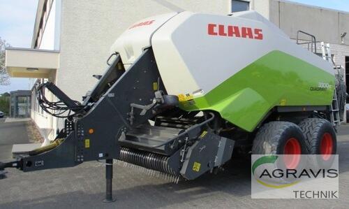Claas Quadrant 3300 RC Baujahr 2013 Warburg