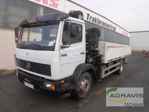 Mercedes-Benz 1520 Offener Kasten Year of Build 1995 Warburg