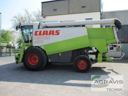 Claas Lexion 480 Byggeår 2000 Warburg