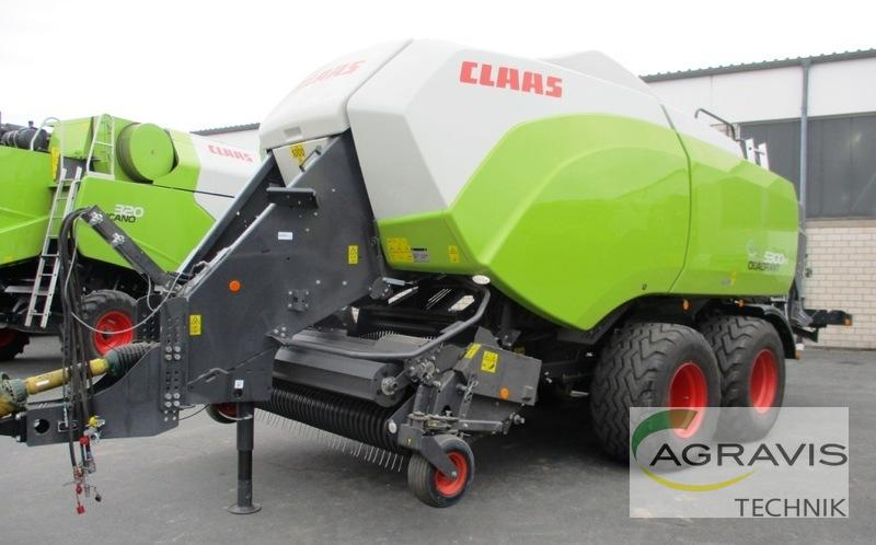 Claas QUADRANT 5300 FC T TANDEMACHSE