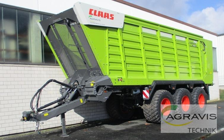 Claas CARGOS 750 TRIDEM