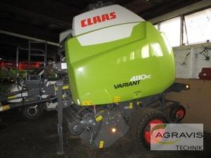 Baler Claas VARIANT 480 RC PRO Image 0