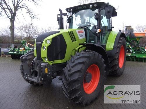 Claas Arion 650 Cmatic Year of Build 2017 Lage