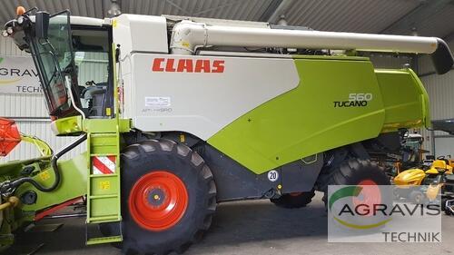 Mähdrescher Claas - TUCANO 560