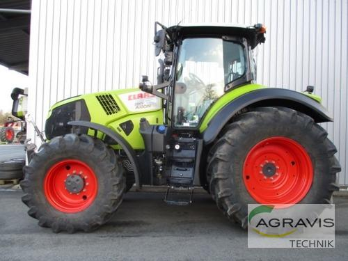 Claas Axion 810 Cmatic Year of Build 2017 Lage