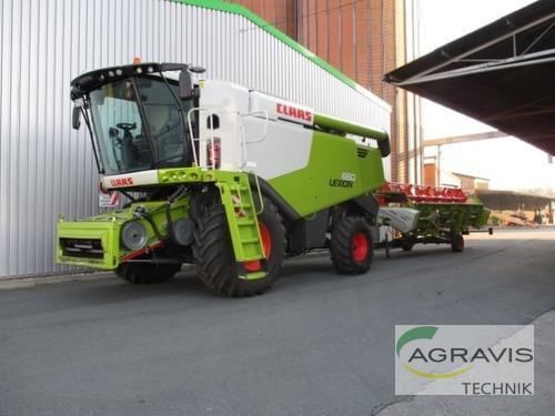 Claas Lexion 650 Year of Build 2017 Lage