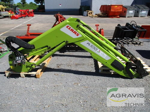 Claas Fl 100 Front Loader Year of Build 2016