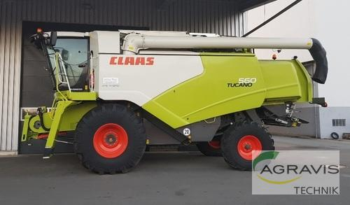 Claas Tucano 560 Business Baujahr 2017 Lage