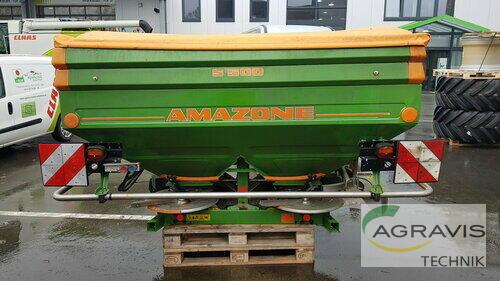 Amazone ZA-M 1500 Lage