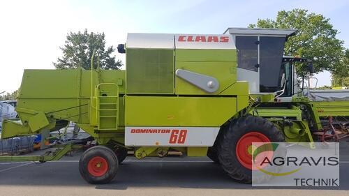Claas Dominator 68 S Anul fabricaţiei 1985 Lage