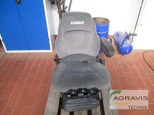 Claas Fahrersitz Baujahr 2015 Lage