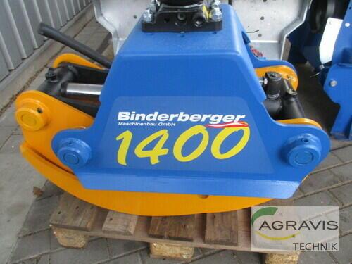 Binderberger Rz 1400 Light Byggeår 2018 Lage