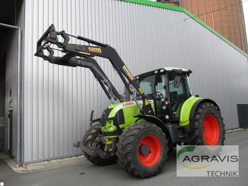 Claas Arion 640 Cebis Front Loader Year of Build 2008