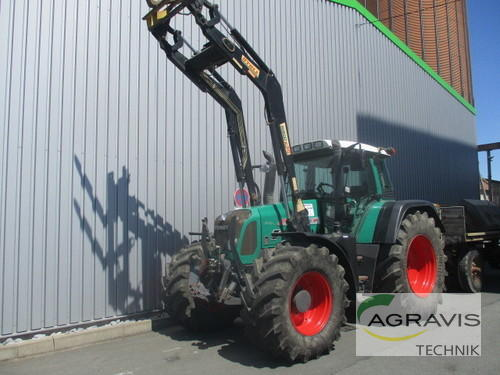 Fendt 820 Vario TMS Year of Build 2010 Lage
