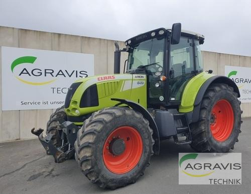 Claas Arion 640 CIS Année de construction 2008 Lage