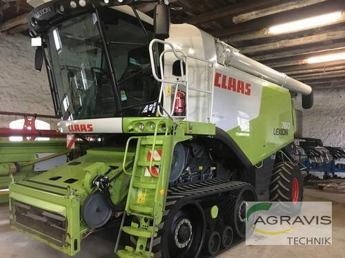 Claas - LEXION 760 TERRA TRAC