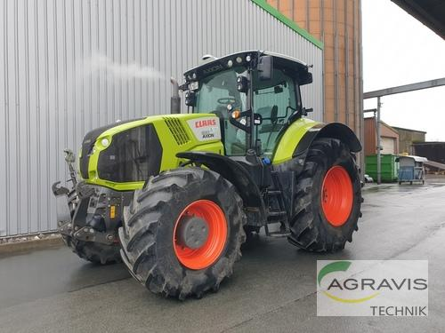 Traktor Claas - AXION 830 CMATIC TIER 4F