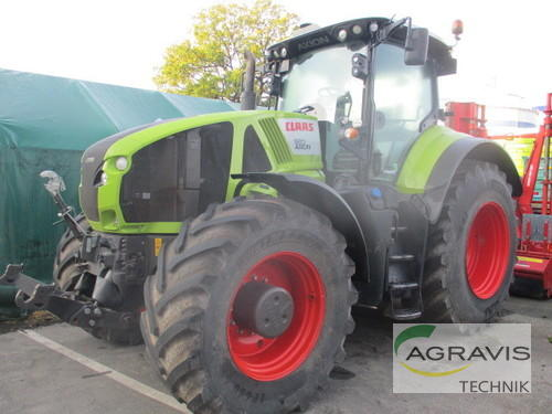 Claas Axion 920 Cmatic Année de construction 2014 Lage