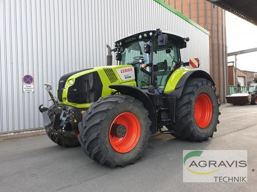 Claas Axion 870 Cmatic Årsmodell 2015 Lage