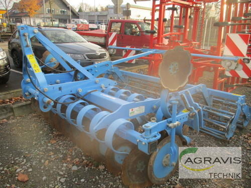 Lemken Heliodor 8/300 Year of Build 2015 Lage