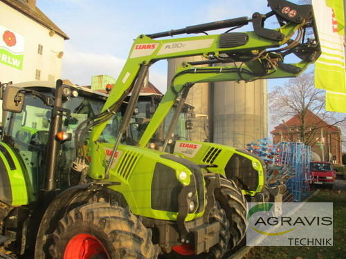 Claas Arion 410 Front Loader Year of Build 2016