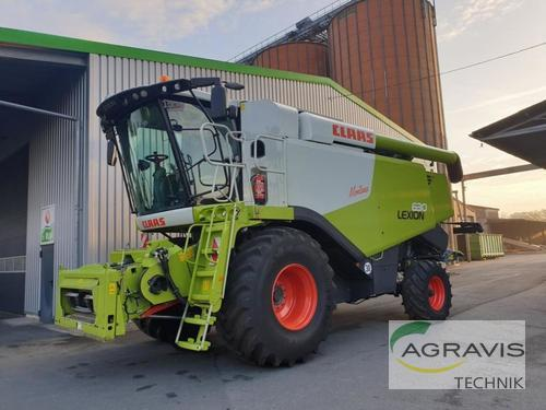 Claas Lexion 630 Montana Year of Build 2018 Lage