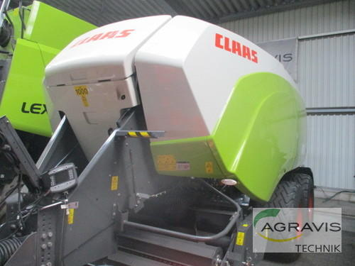 Claas Quadrant 5200 FC Year of Build 2019 Lage