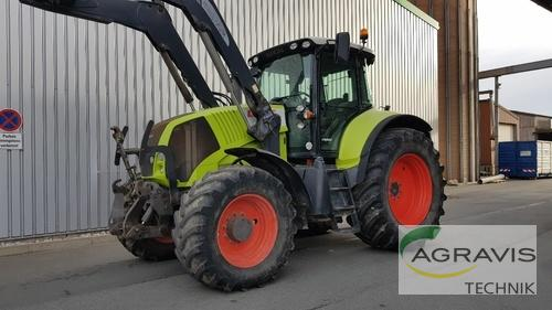 Claas Axion 810 Cmatic Front Loader Year of Build 2009