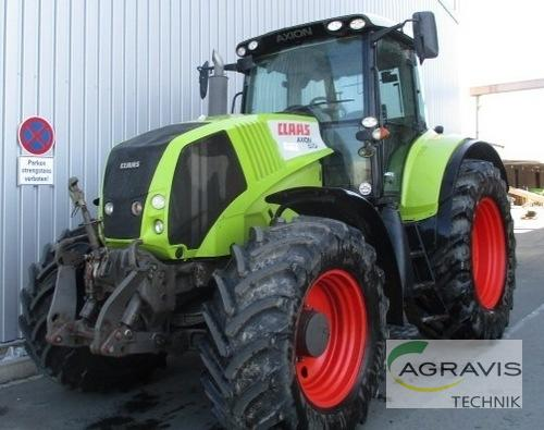 Claas Axion 810 Cmatic Byggeår 2009 Lage