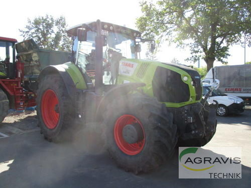 Claas Axion 830 Cmatic Année de construction 2015 Lage