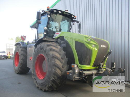Claas Xerion 4000 Trac VC Rok produkcji 2015 Lage