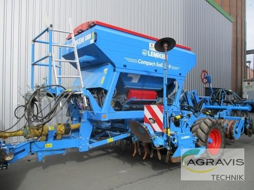 Lemken Compact-Solitair 9/300 Z Year of Build 2015 Lage