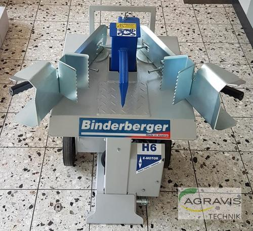 Binderberger H6 E Baujahr 2015 Steinheim