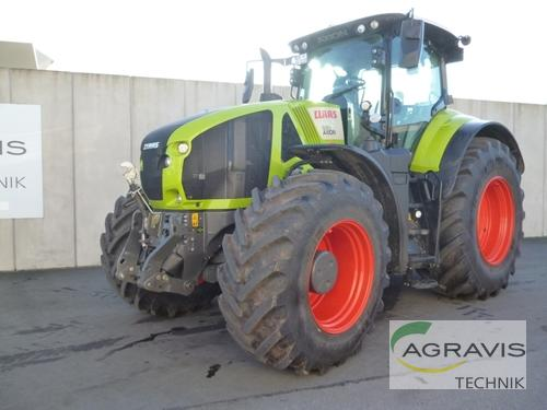 Tracteur Claas - AXION 920 CMATIC CEBIS