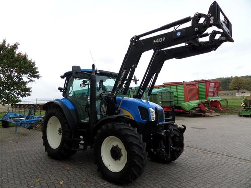 New Holland T 6030 Delta Year of Build 2007 Bückeburg-Rusbend