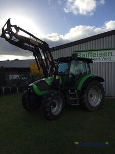 Traktor Deutz-Fahr AGROTRON K 100 Bild 0