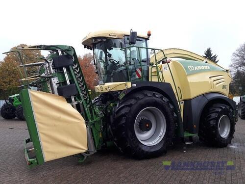 Krone BIG X 630 Année de construction 2017 Filsum
