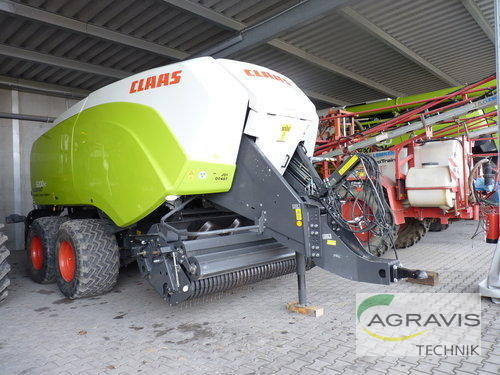 Claas QUADRANT 5200 FC T TANDEMACHSE