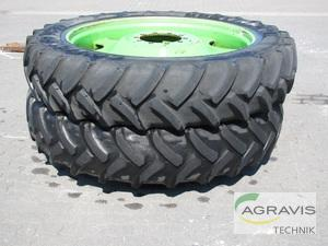 Pflegerad Bereifung Reifen Schläuche 340/85 R 48 Bild 0
