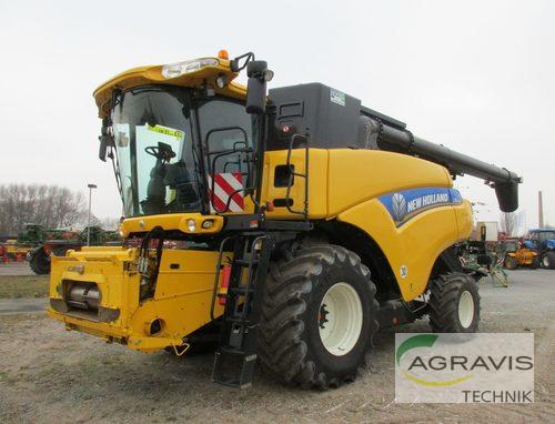 New Holland CR 8080 Year of Build 2012 Calbe / Saale
