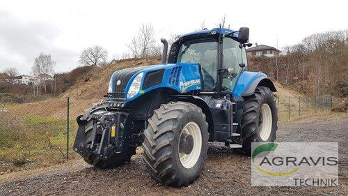 New Holland T 8.390 Årsmodell 2013 4-hjulsdrift