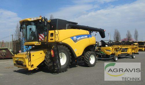 New Holland CR 8080 Year of Build 2013 Calbe / Saale