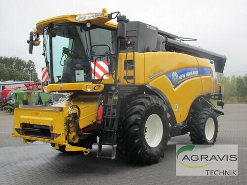 New Holland CX 7080 Elevation Baujahr 2013 Calbe / Saale