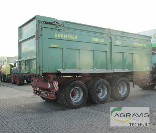 Brantner Tr 30080/2 Power-Tube Bouwjaar 2010 Calbe / Saale